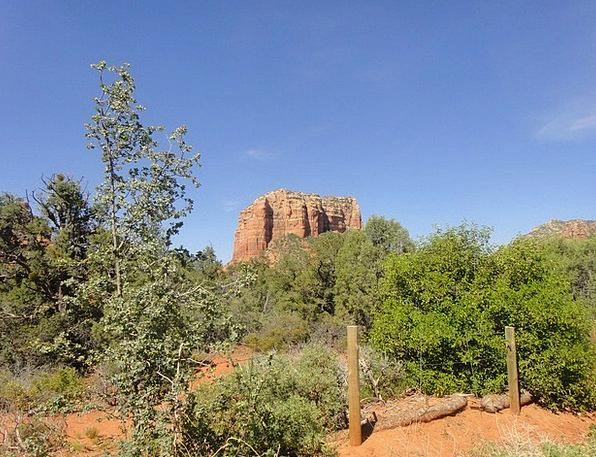 Arizona Landscapes Reward Nature Red Rock Desert E