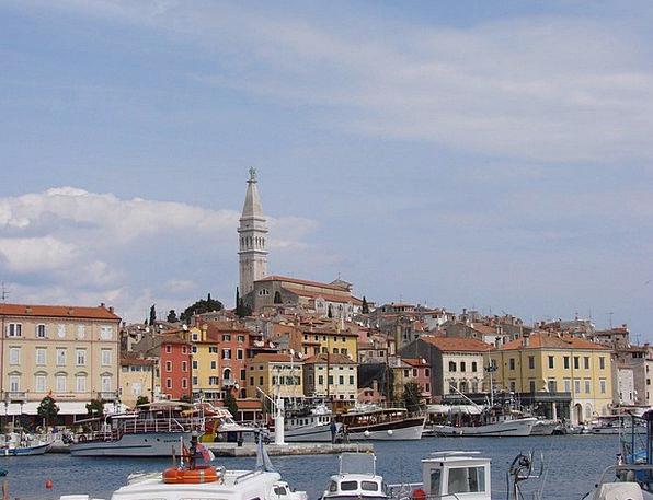 Croatia Landscapes Break Nature Sea Marine Holiday