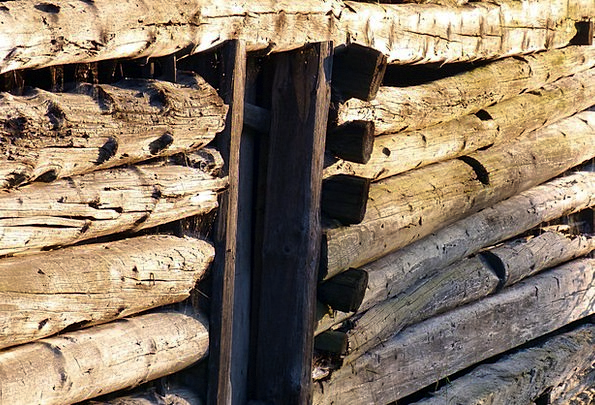 Wood Timber Ancient Pinzgauer Hay Barn Old Weather