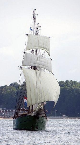 Sailing Vessel Vessel Boot Gumboot Ship Sport Wind