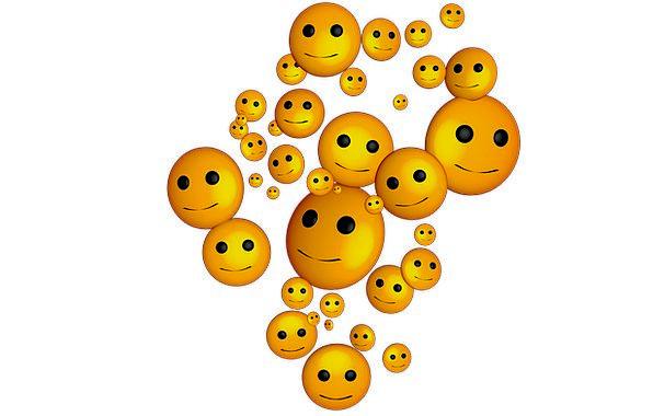 Smilies Smiling Emoticon Smiley Cartoon Animation