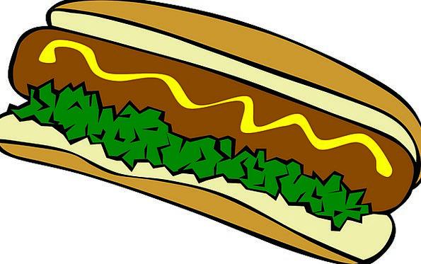 Hot Dog Drink Mealtime Food Food Nourishment Meal