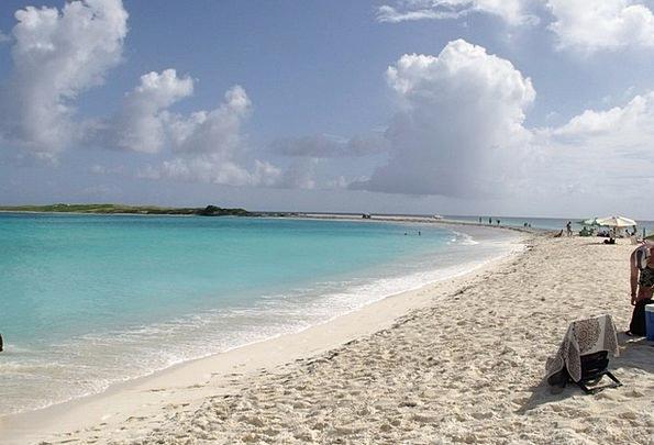 Beach Seashore Vacation Inlet Travel Venezuela Lag