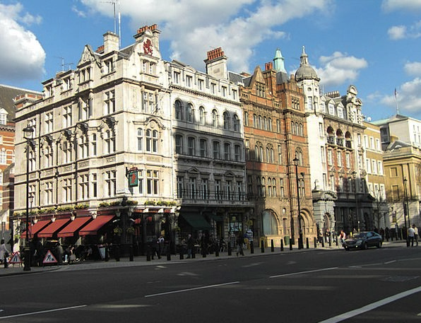 London Buildings Architecture United Kingdom Engla