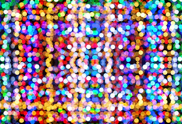 Bokeh Textures Nonconcrete Backgrounds Background