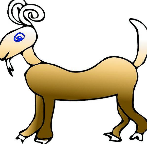 Ram Butt Physical Mutant Distorted Animal Horn Sir