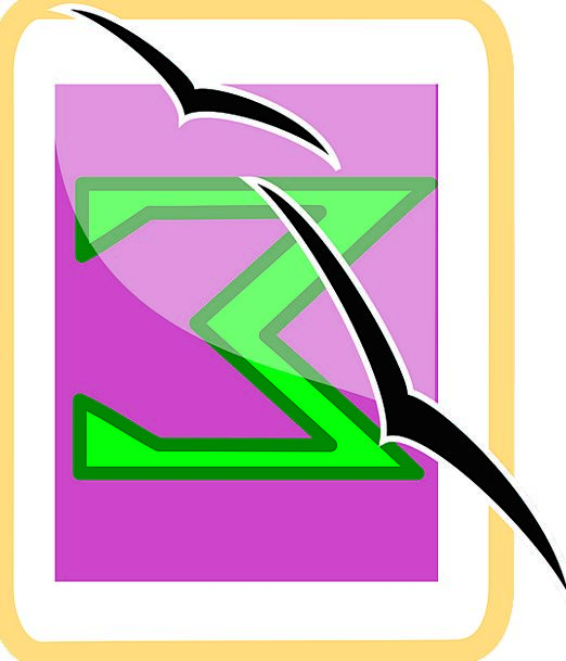 Sigma Greek Calculus Letter Communication Mathematical Green
