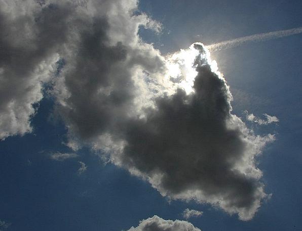 Dark Clouds Summer Clouds Cloudscape