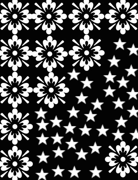 Reason Aim Beautification Black Dark Decoration Wh