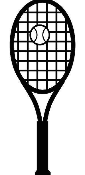 Bat Squeeze Tennis Squash Sports Sporting Ball Rac