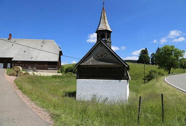 Black Forest Sanctuary Station Way Chapel Church E