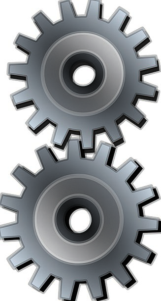 Cogs Mechanisms Craft Industry Industrial Manufact