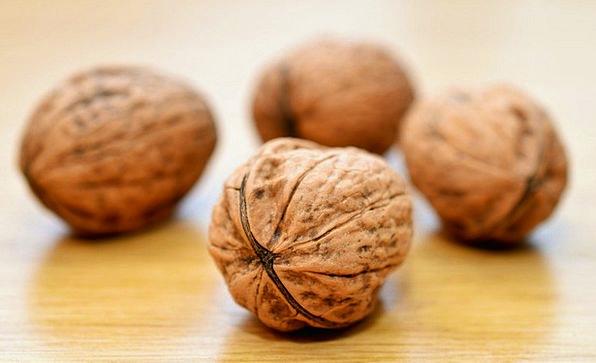 Walnuts Mad Healthy Fit Nuts Shell Bomb Brown Tast