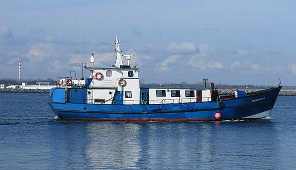 Ship Vessel Baltic Sea Warnemünde Northern Germany