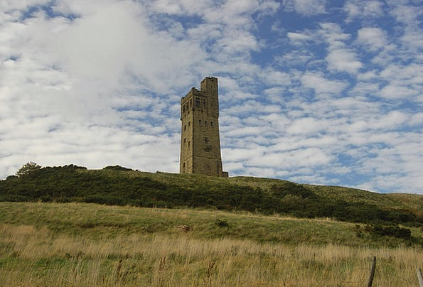 Huddersfield Buildings Architecture Castle Castle