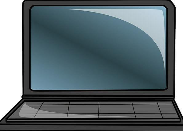 Laptop Processor Communication Movable Computer Co