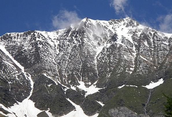 Ortler Landscapes Crag Nature Mountains Crags Moun