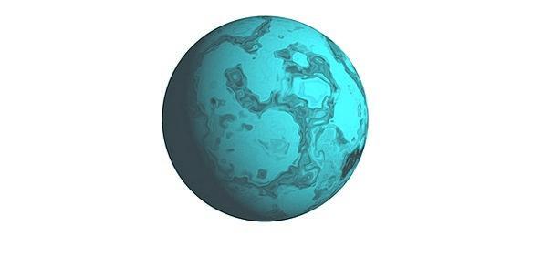 Uranus Earth Neptune Planet Celestial Body About A