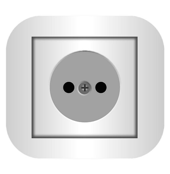 Power Point Socket Wad Electric Electronic Plug