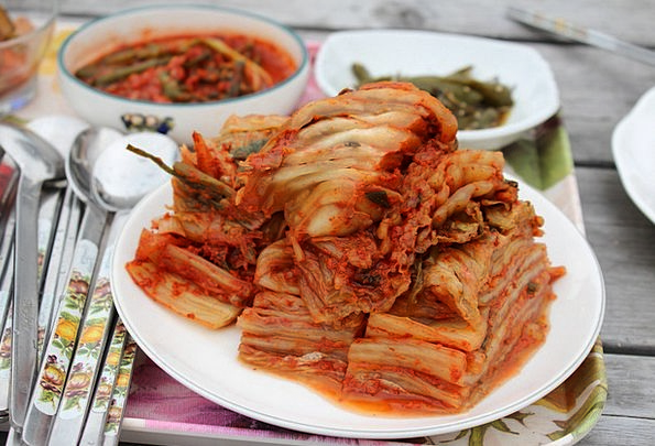 Countryside Dining Table Drink Food Food Nourishment Kimchi Cabbage Dish Cooking Culinary Eat Republic Of Korea Delicious Food Dining Food Photography Pixcove