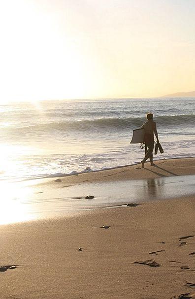 Surf Spray Vacation Travel Beach Seashore Biarritz