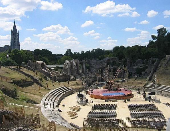 Amphitheater Stadium Playhouse Stage Phase Theater