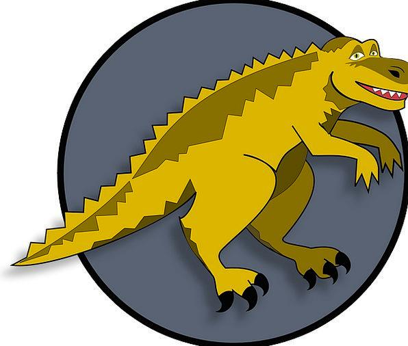 Dinosaur Relic Nonexistent Jurassic Extinct Prehis