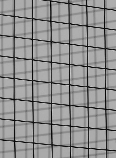 Grid Network Metal Metallic Steel Grid Wire Cable