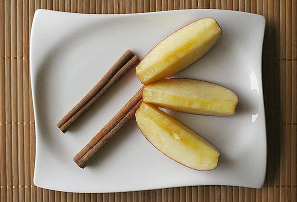 Cinnamon Drink Food Fruit Ovary Apple Vitamins
