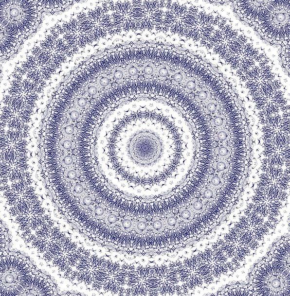 Kaleidoscope Phantasmagoria Textures Nonconcrete B