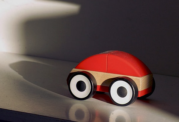 Wooden Car Simply Just Toy Car Children Toys Drive