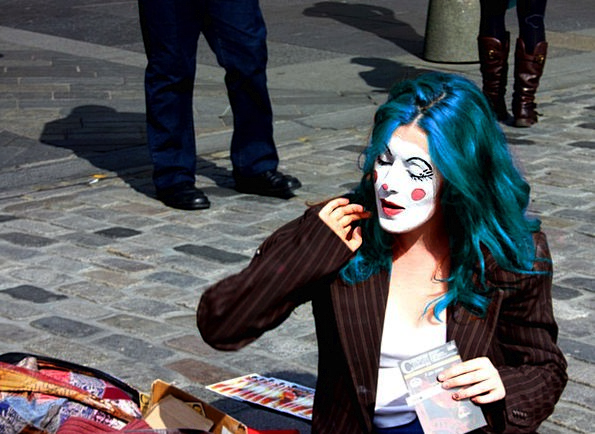 Girl Lassie Lady Cosmetics Makeups Woman Makeup St