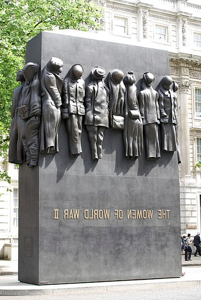 Memorial Commemorative Females Whitehall Women Lon