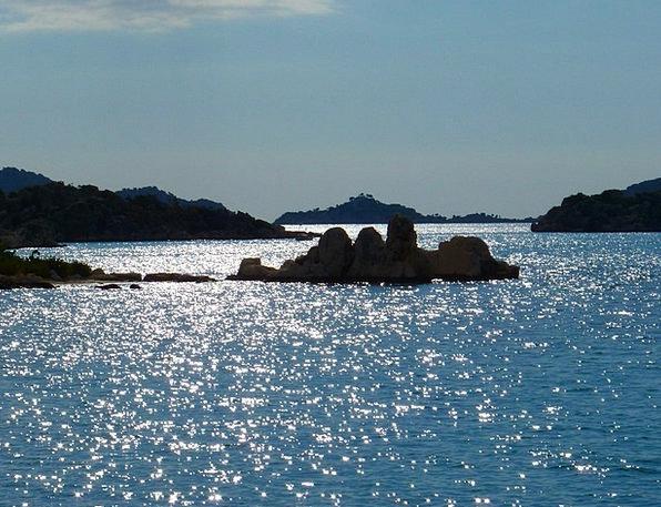 Sea Marine Vacation Isle Travel Reflection Likenes