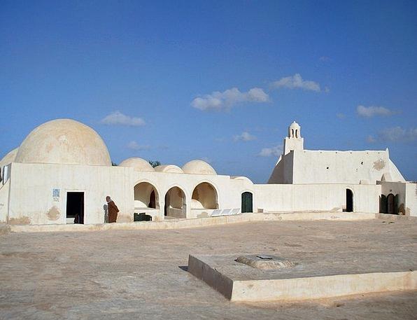 Tunisia Buildings Architecture Structure Construct