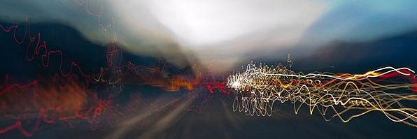 Light Trails Textures Nonconcrete Backgrounds Boke