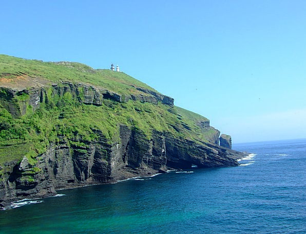 Jeju Vacation Travel Seashore Coastline Korea Natu