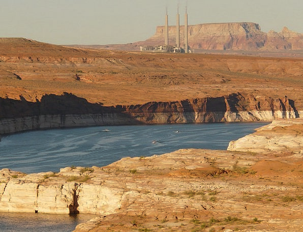 Lake Powell Landscapes Tank Nature See Understand