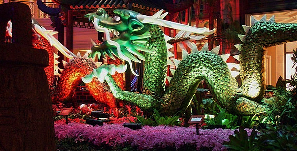 Dragon Landscapes Plot Nature Vegas Garden Casino