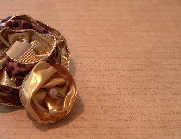 Ribbon Band Textures Plants Backgrounds Decorative