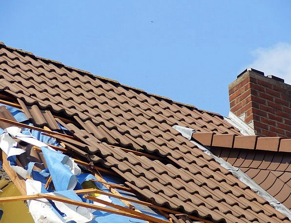 Forward Onward Roof Rooftop Storm Damage Damage Ro