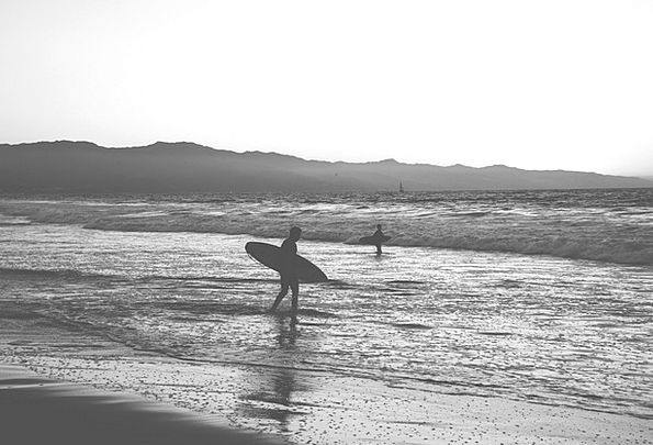 Surfing Vacation Seashore Travel Surfboard Beach T