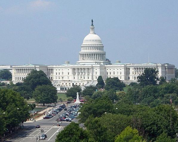 Capitol Buildings Architecture Dc Washington Senat