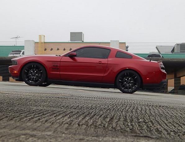 Mustang Traffic Transportation Automobile Racing C