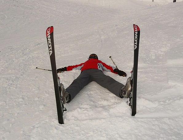 Skiers Weary Concerns Anxieties Tired Ski Fun Snow