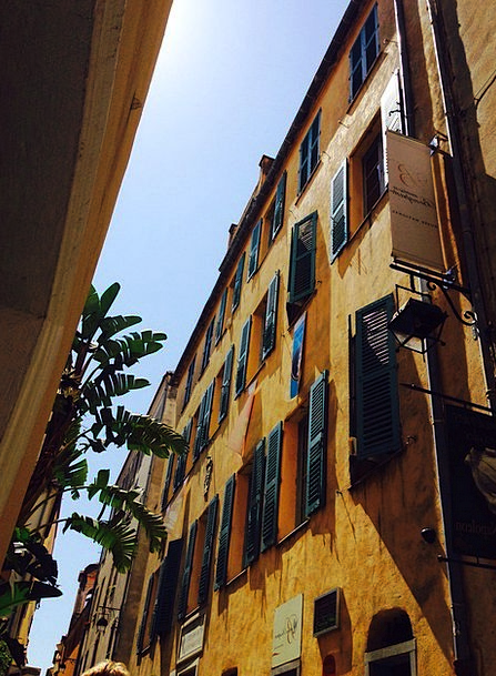 Napoleon Buildings Origin Architecture Corsica Bir