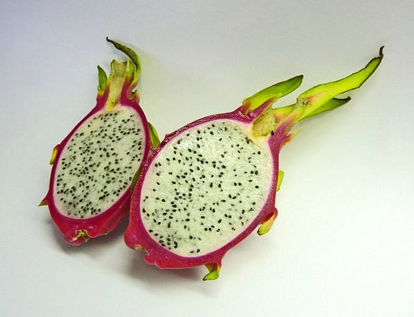 Dragon Fruit Drink Food Pitaya Pitahaya Fruit Ovar