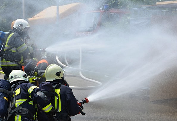 Fire Passion Erase Brand Make Delete Water Exercis