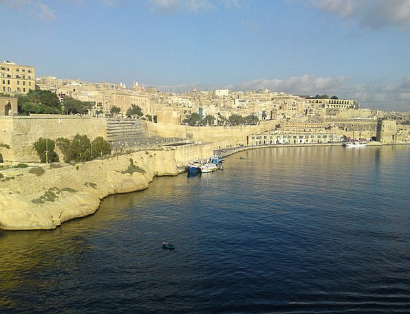 Malta Vacation Travel Port Harbor Valletta Picture
