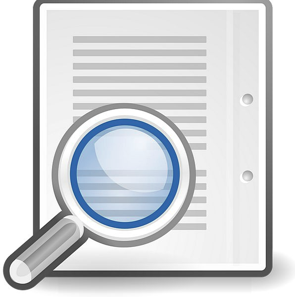 Search Hunt Communication Computer Document Text L